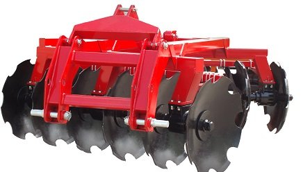 Mounted disk harrow BDN-3A