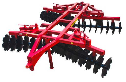 Disk harrow DS-40